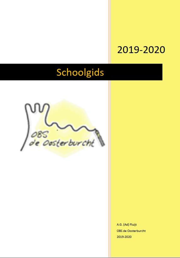 Schoolgids 2019-2020 website OB